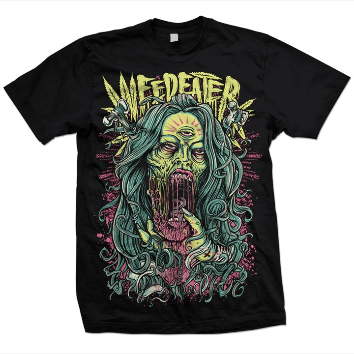 Boatneck Boyfriend Tee - Rock Metal by VIDA VIDA How Much Cheap Online odgtDXr