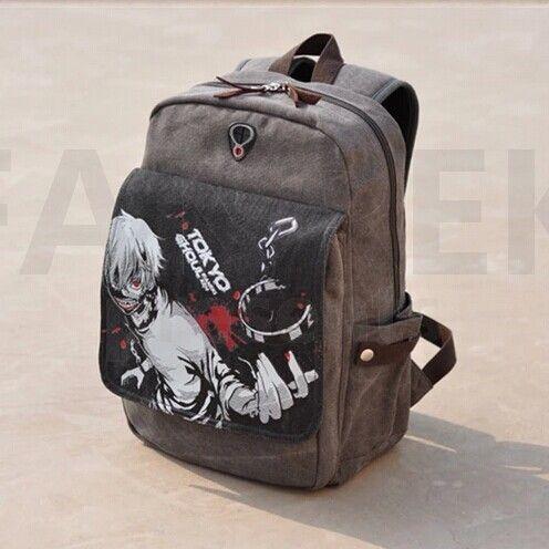 Tokyo Ghoul Logo Cool School Shoulder Bag