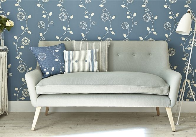 Designer Fabric Sofas – Traditional & Classic Upholstered Luxury Sofas - Vanessa Arbuthnott