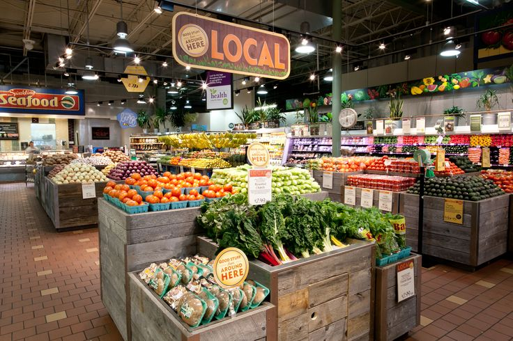 Local Stores Natural Food