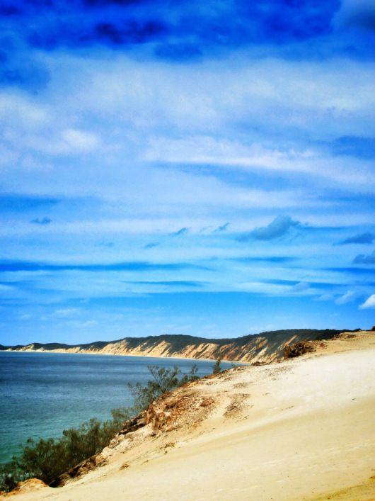 Rainbow Beach ~~ Queensland, Australia ~~ | Photo by Kilianheinz