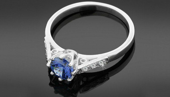 32 best images about tanzanite rings on Pinterest