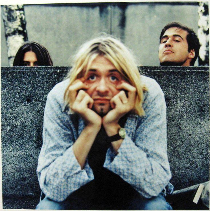 Nirvana - by Anton Corbijn