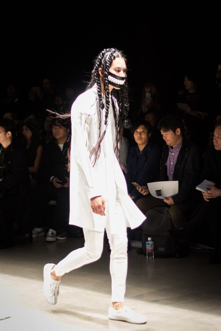 Amazon Fashion Week tokyo, CHANWOO LEE, japanese fashion, fashion show, korean fashion,tokyo fashion week
