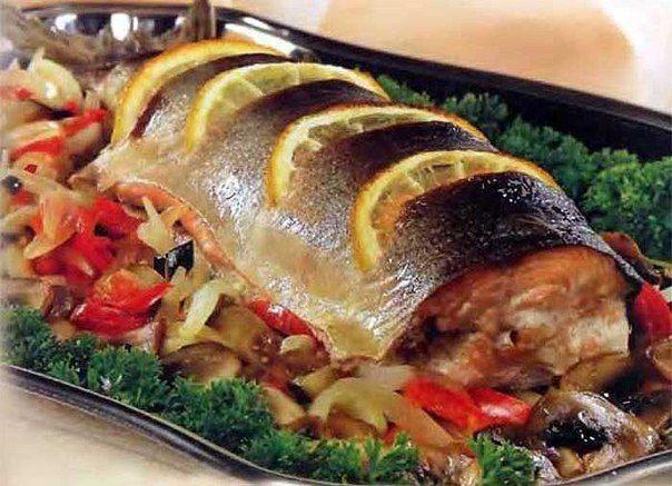 Рыба в духовке - 3 лучших рецепта и пару полезных советов | Школа шеф-повара