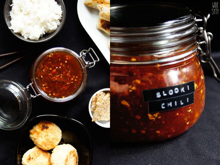 Szybki i prosty przepis na najlepszy domowy sos słodki chili.