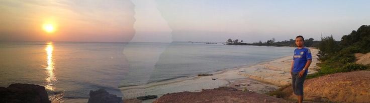 Tanjung Ular, Bangka Island, Indonesia