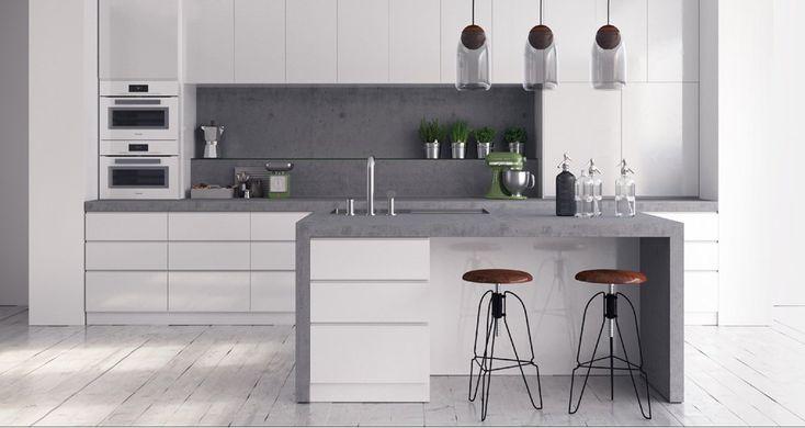 Купить из бетона: бетонную мебель лофт, бетонный стол, комод, полку тумбу, часы, кухонный остров