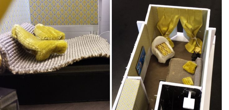 Esami finali Corso intermedio di Interior Design (www.madeininterior.it): progetto di interni, Antonella Pezzi