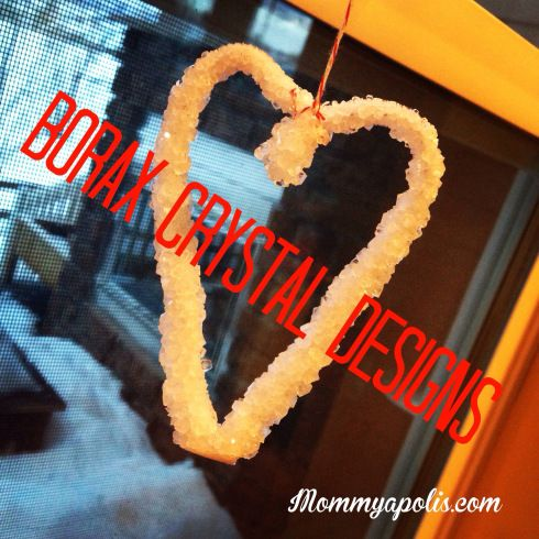 Borax Crafts