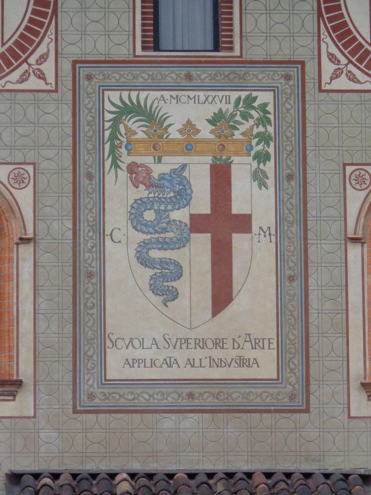Sforza Family Crest