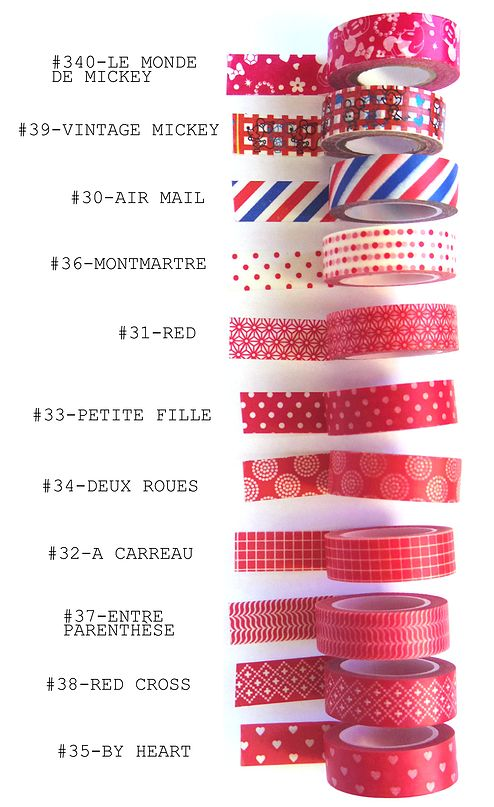 Masking Tape pas cher à 2 euros