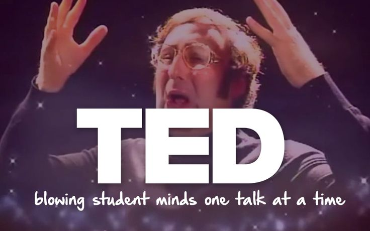 10 Inspiring TED Talks For Students
