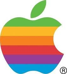 Apple computer. Love all Apple products and I really like this old logo from…