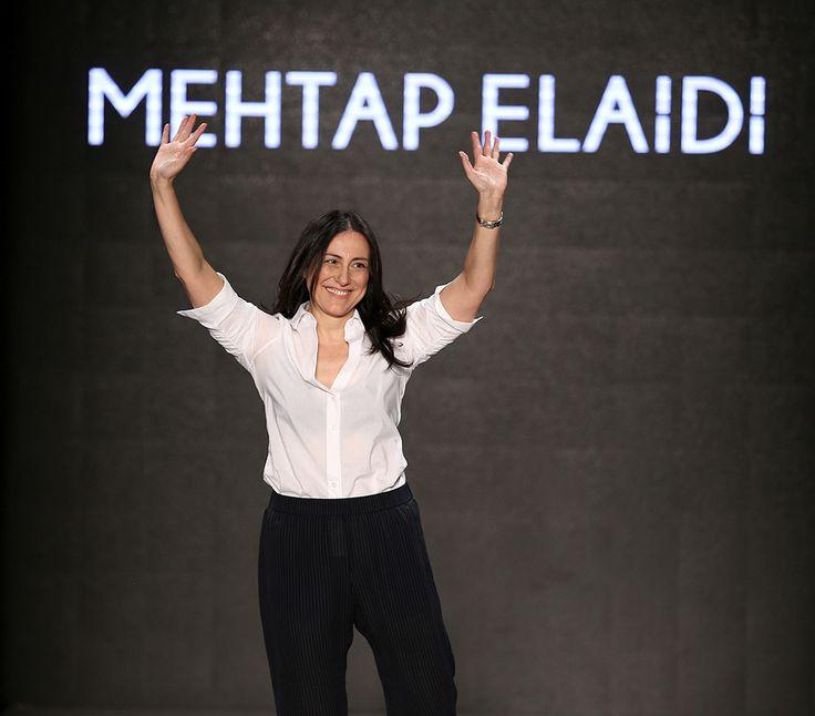 Mercedes-Benz celebrates Mehtap Elaidi