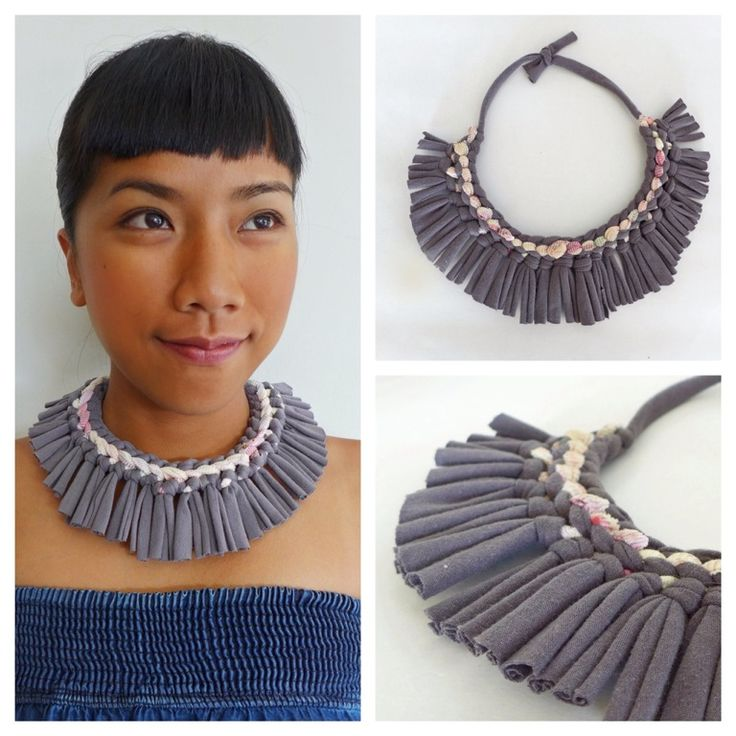 TRIBAL STATEMENT NECKLACE Sold out