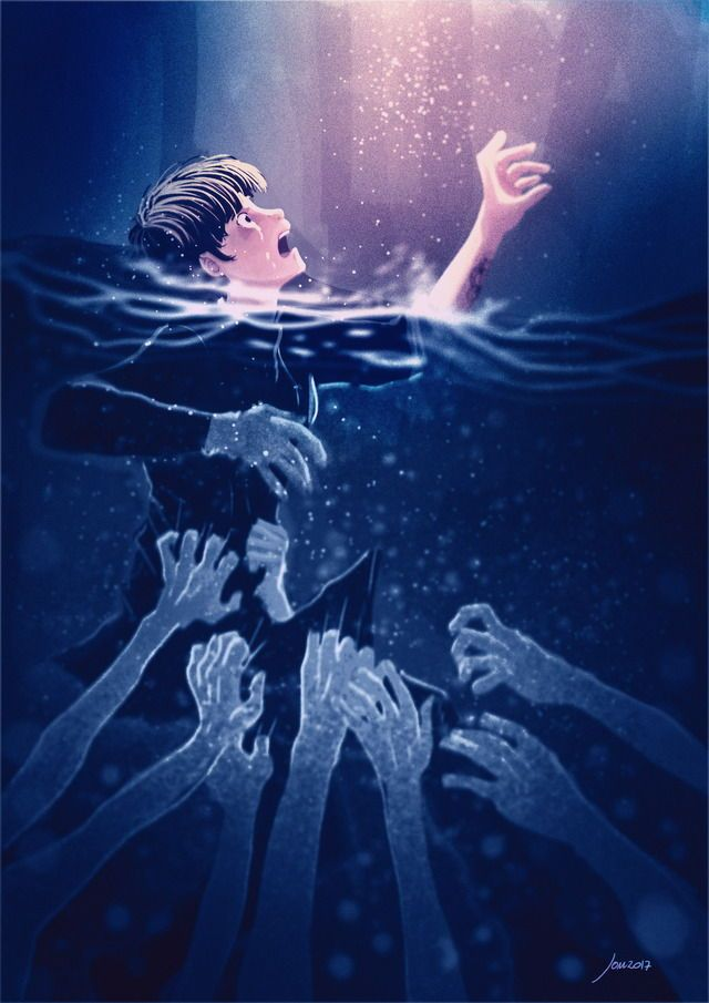 Credence drown fantastic beasts