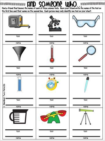 Printables Science Tools Worksheet 1000 ideas about science tools foldable on pinterest this product will give your students many different engaging ways to explore the uses of various scientific and their importan