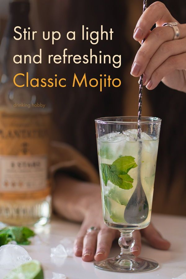 Incredible Mojito Recipe Ingredients What Rum And How To Make It Recipe Mojito Recipe Mojito Cocktail Recipes Easy