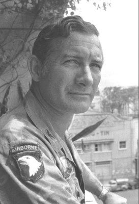 David H. Hackworth (1930 - 2005) Highly-decorated US military officer and later popular commentator and author on military affairs, his high-profile questioning of US strategy and tactics in the Vietnam War led to his retirement from the Army