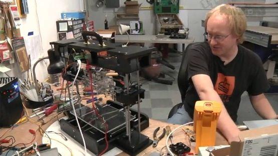 how to create a printer in scratch coding