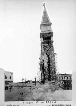 Il Crollo del Campanile di San Marco