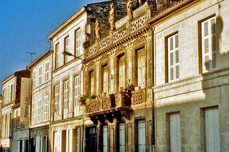 Maison de Pierre Loti, Rochefort
