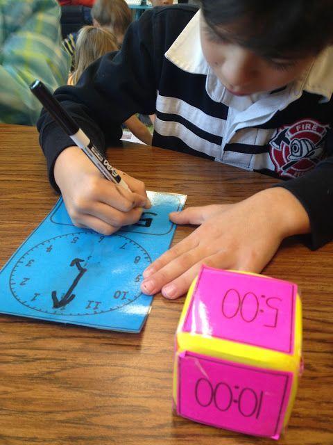My Favorite FREE 1st grade math centers! | Blog Hoppin' | Bloglovin'