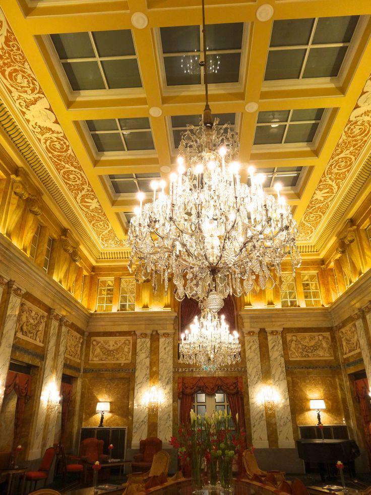 #Vienna #Grand Hotel