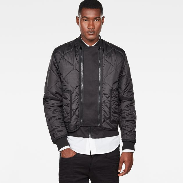 Rackam Quilted Transeasonal Bomber | Jackets, Spring jackets
