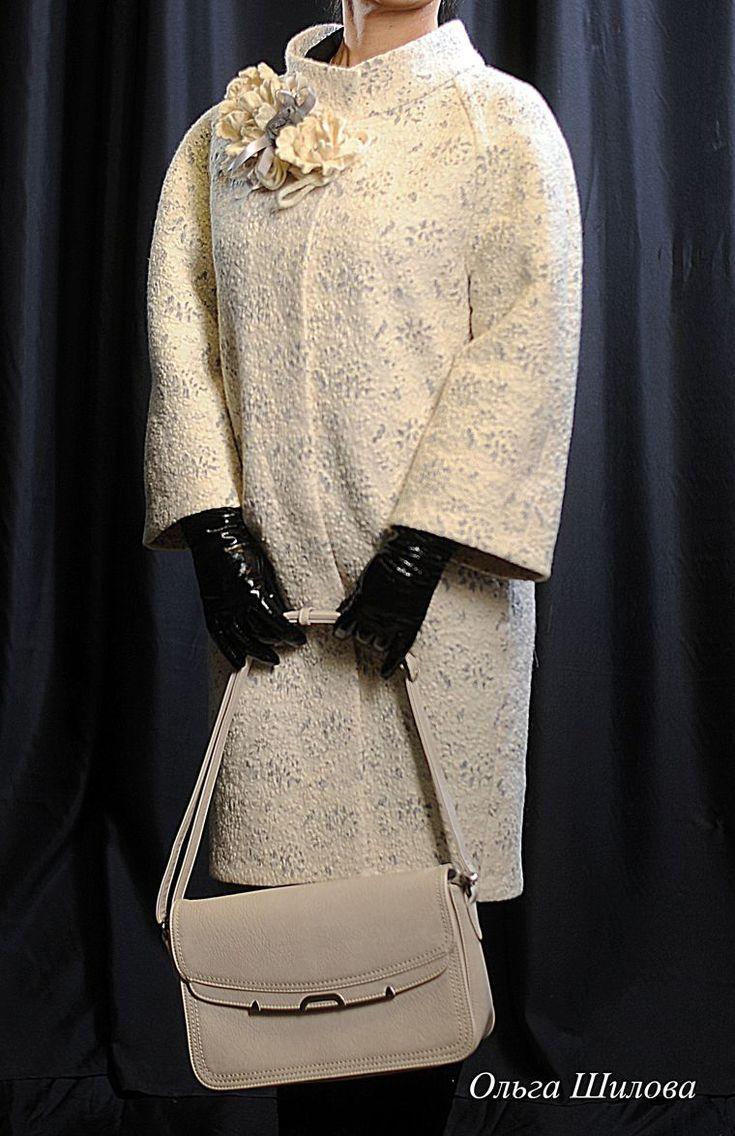 Пальто-кокон к 8 Марта! Флешмоб-конкурс! ЧАСТЬ 2 - Ярмарка Мастеров - ручная работа, handmade