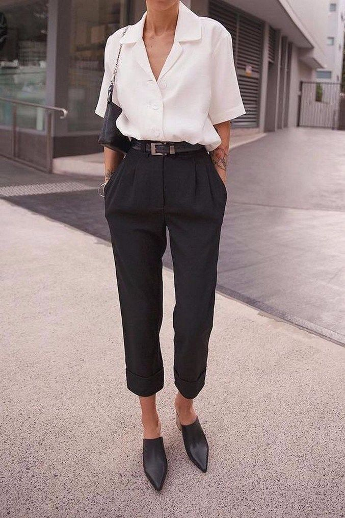 33 Trendy Business Casual Work Outfit For Women 18