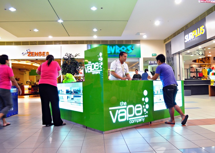 The Vape Company Electronic Cigarette Store Locations
