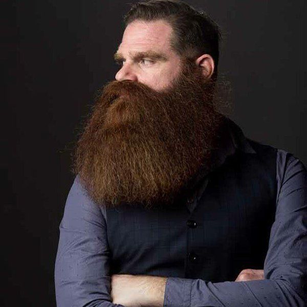 best 25 beard shapes ideas on pinterest hair and beard styles beard barber near me and beard. Black Bedroom Furniture Sets. Home Design Ideas