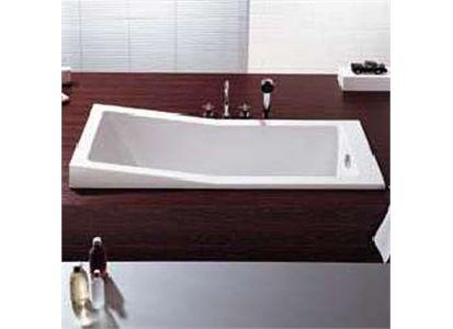 Hoesch Foster badekar for innbygging 1600x700 mm.