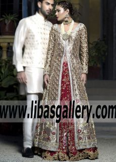 Outstanding Red Anemone Bridal Lehenga with Cut Work Border for Wedding and Special Occasions - For the dress of your fantasies, look no further than this exceptional Sania Maskatiya Gown wedding dress! #orderonline www.libasgallery.com #UK #USA #Canada #Australia #France #Germany #SaudiArabia #Dubai #UAE #Bahrain #Kuwait #Norway #Sweden #NewZealand #Austria #Switzerland #Denmark #Ireland #Mauritius #Netherlands #AsianAnarkali #BridalGowns #AsianGown #Lenghas