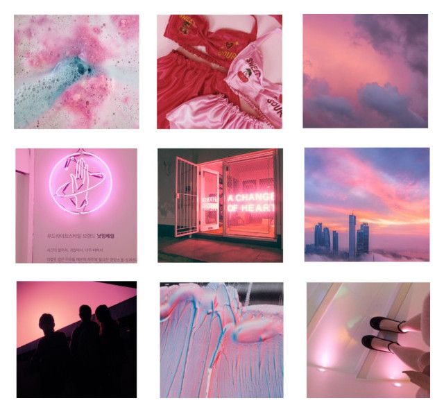 """""""// bubblegum pop //"""" by golden-elixr ❤ liked on Polyvore featuring art"""