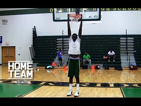"""Nation's tallest prep basketball player has big dreams beyond the court.Meet Tacko """"Taco"""" Fall. He's somewhere between 7-foot-4 and 7-5, wears a size 22 shoe and has an 8-foot wingspan. And he's believed to be the tallest prep basketball player in the U.S., if not the world. Of course, Fall isn't relying solely on basketball to build a life in his new country at the same I time I want to be a biochemist."""""""