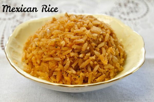 How To Make Mexican Rice (Video)