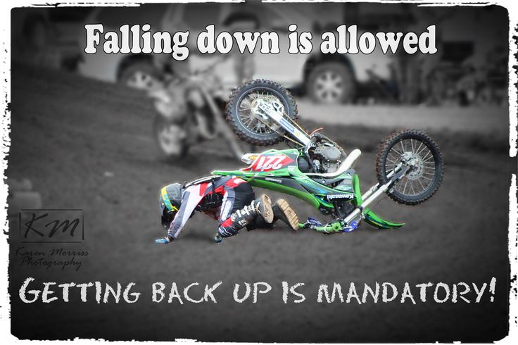 Dylan - Motocross Quote