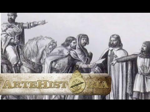 ▶ Historia de España 4: La España de la Reconquista - YouTube