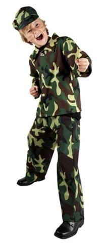 Komando Asker Kostümü, Lüks 4-6 Y Parti Kostümleri - Erkek Çocuk Parti Kostümleri Meslek Kostümleri; Karakter Kostümleri: Kostümlü Parti, Kıyafet Balosu, Okul Gösterileri, Kamuflaj temalı doğum günü partileri için ideal kostüm.  Kamuflaj desenli ince kumaştan gömlek, beli lastikli pantolon ve kasket.  Resimde görünen ayakkabı sete dahil değildir!