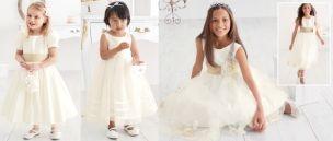 Buy Ecru Sash Bridesmaid Dress from the Next