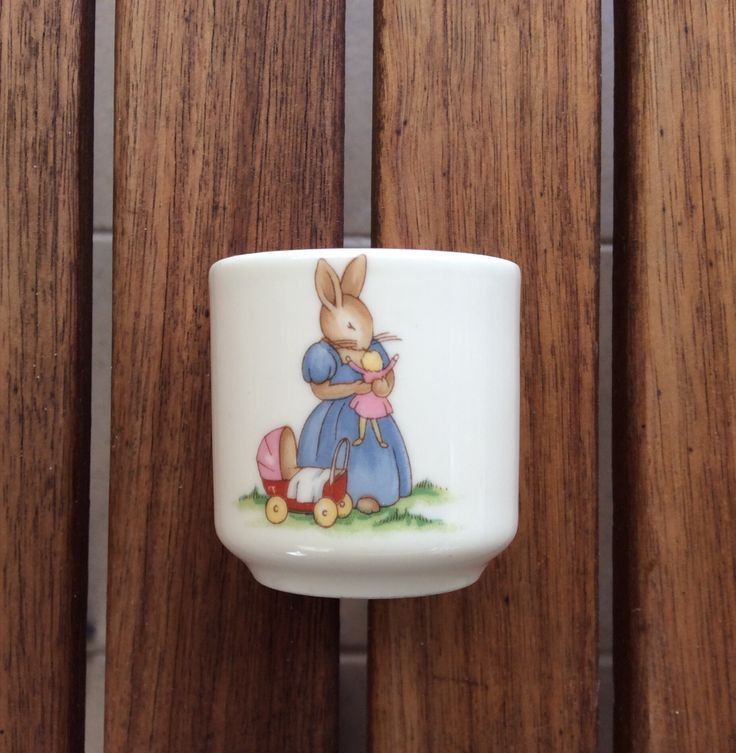 Royal Doulton bunnykins egg cup