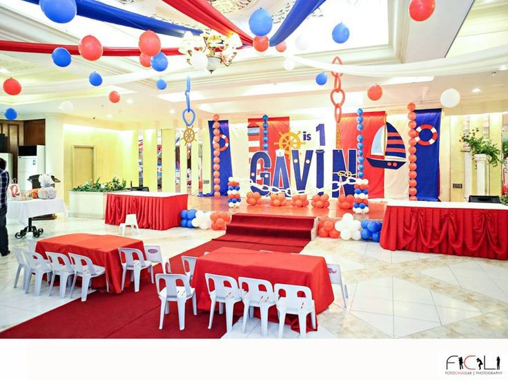 Huge Nautical Theme Birthday Party Featured Ideas By & Nautical Theme Parties Decorations | Credainatcon.com