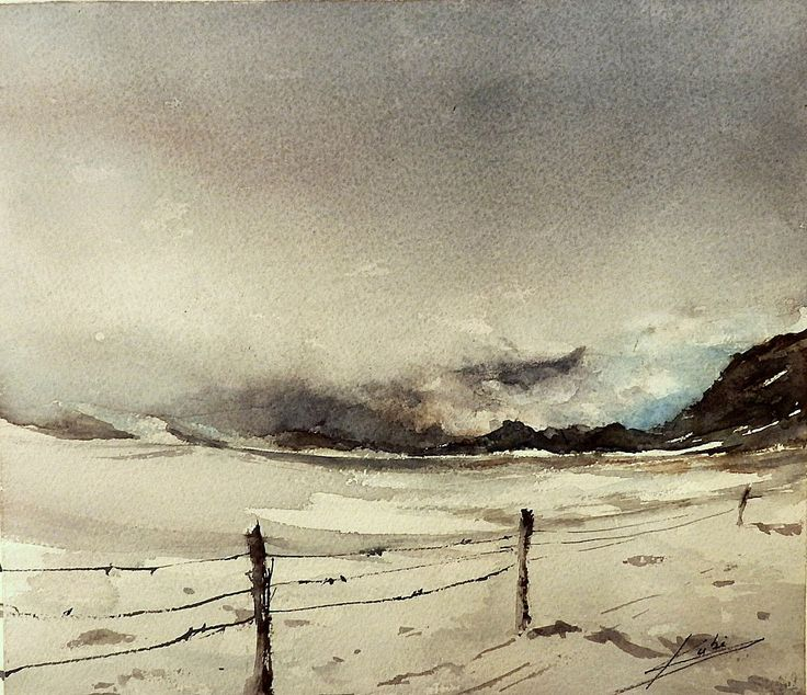 4903 best images about watercolors on pinterest - Cuadros espectaculares modernos ...
