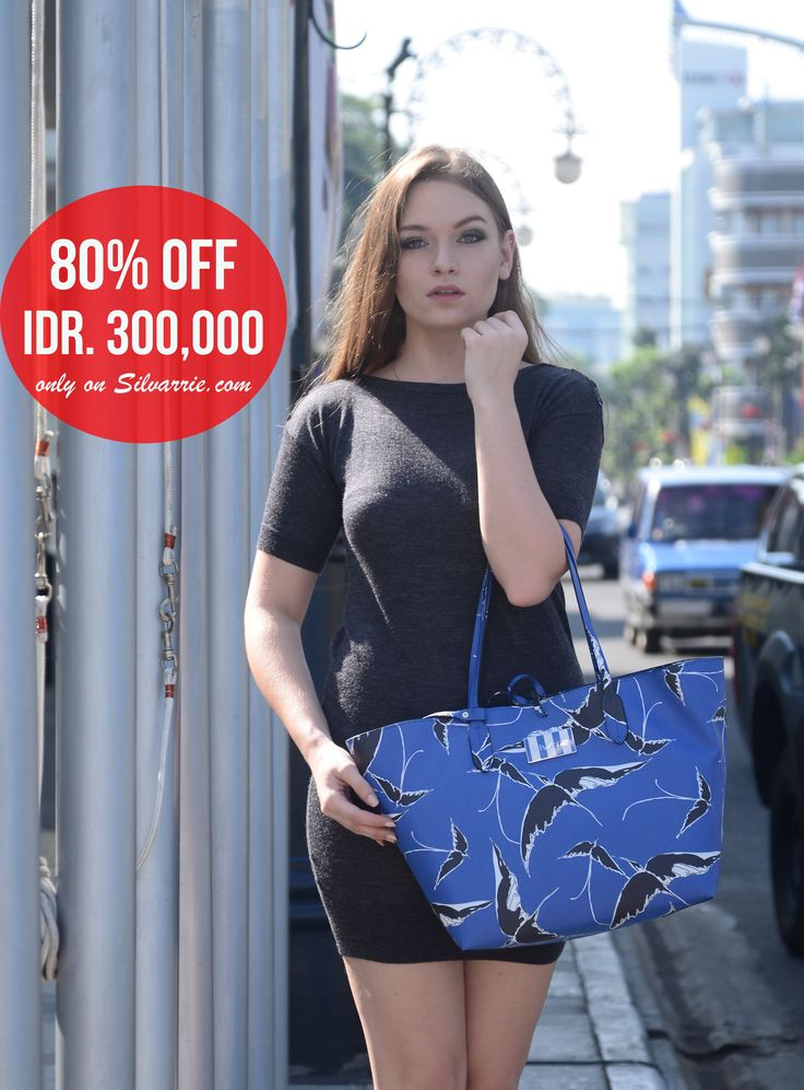 TODAY SPECIAL PRICE: SILVARRIE Monceau Bag was Rp.900,000 NOW Rp.300,000! Limited to 10pcs! Only at www.Silvarrie.com Grab it fast while stock last! For more info: WA 0811215106 📱BBM D3041DC5 📱LINE silvarriebags . . . #silvarrie #tasdiskon #diskontahunbaru #promoimlek #chinesenewyear #angpao #tasdiskon #taskulit #Silvarriebags #newyearsale #discounts #Tas #TasWanita #Promo #Diskon #Harbonas #harbolnas2017 #onlineshopping #sale #GIVEAWAY #cashback #belanja #shoping #shopingday #2017…