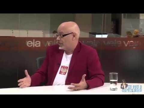 O filosofo Ponder faz um resumo da situação política do Brasil (Dilma é ...