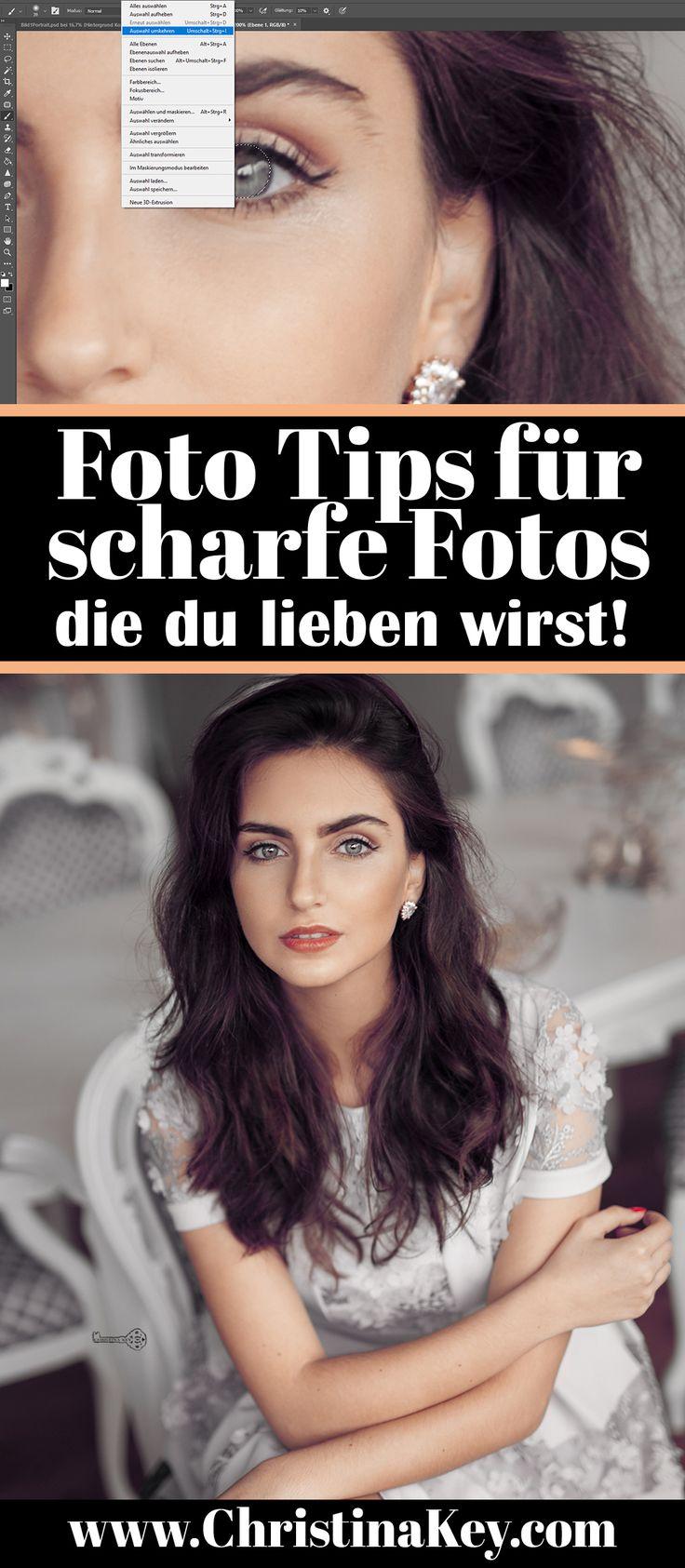 Fotografie Tipps für richtig scharfe Fotos! Mit diesen Foto Tipps & Tricks werden Deine Fotos nie wieder unscharf! Mit vielen Bild Beispielen und Bildbearbeitungs Tipps! Jetzt entdecken auf CHRISTINA KEY - dem Fotografie, Blogger Tipps, Rezepte, Mode und DIY Blog aus Berlin, Deutschland