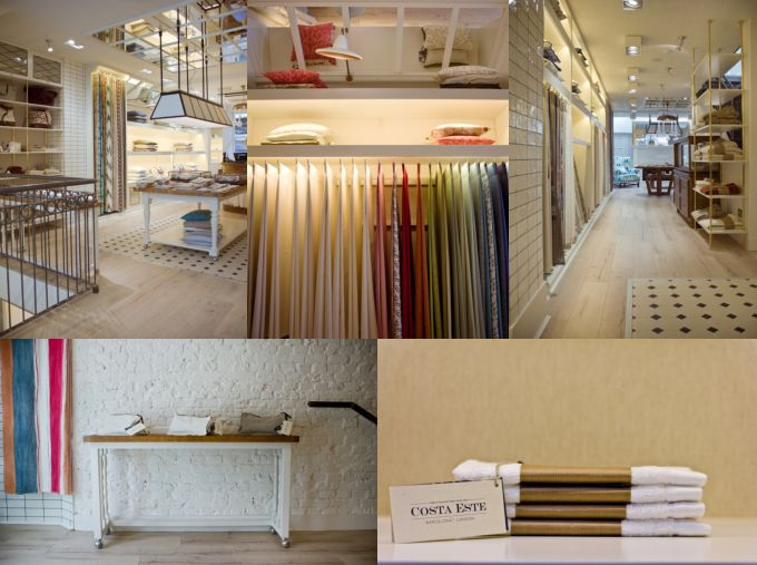 And just a few more of our bespoke in-store interior.